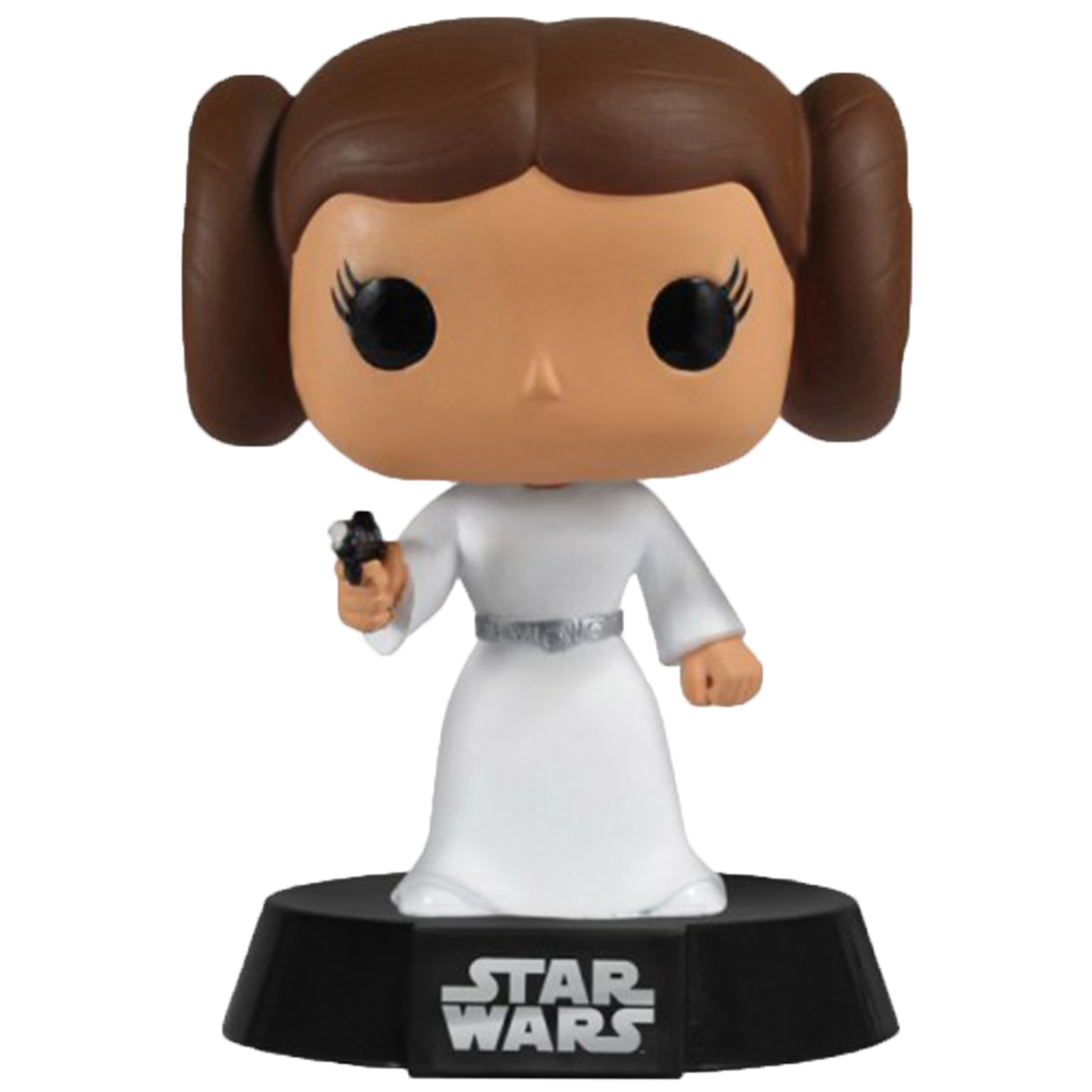 POP! Bobble - Star Wars - Princesse Leia