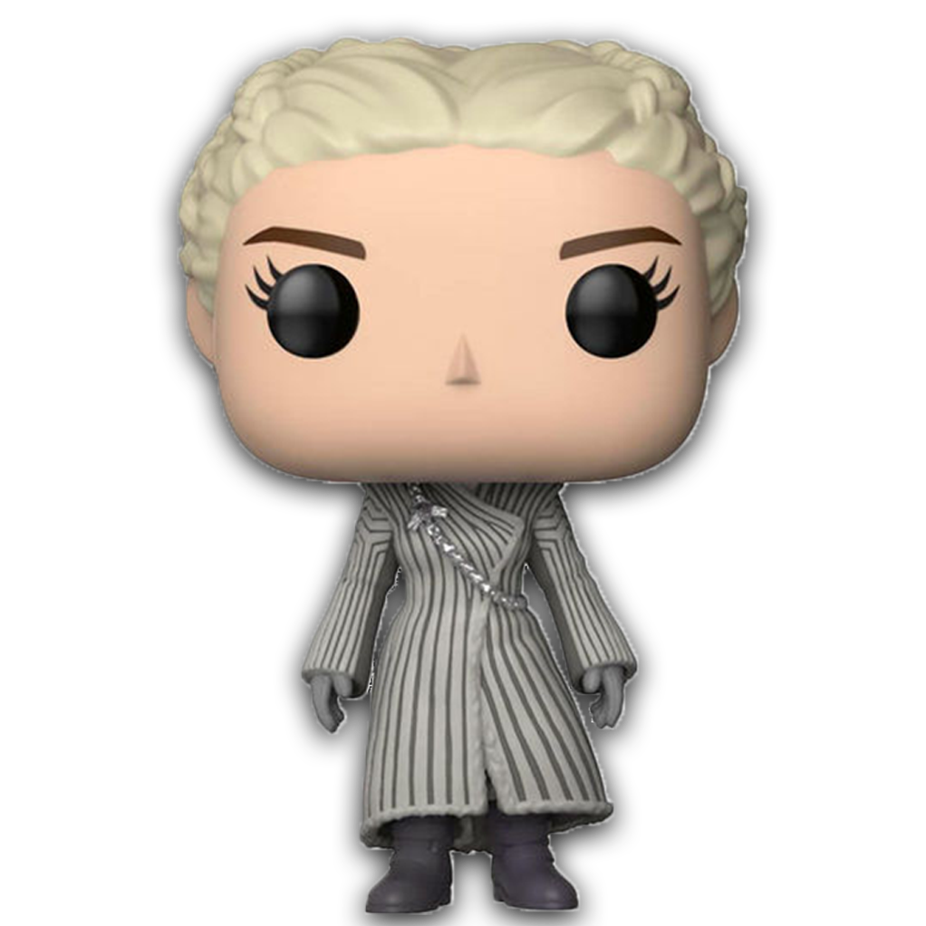 POP! Vinyl - Game of Thrones - S8 Daenerys (Manteau blanc)
