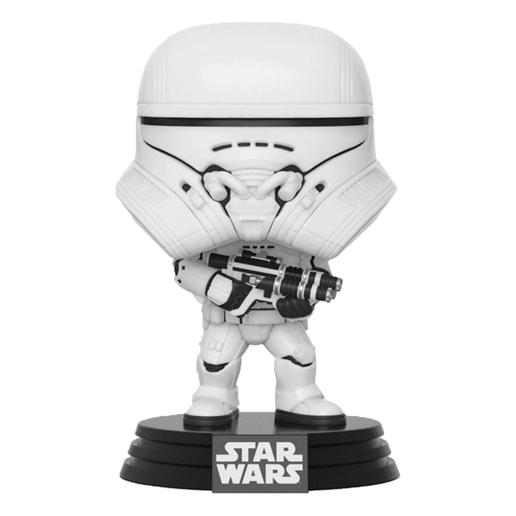 POP! l'ascension de skywalker - Star Wars - Jet Trooper