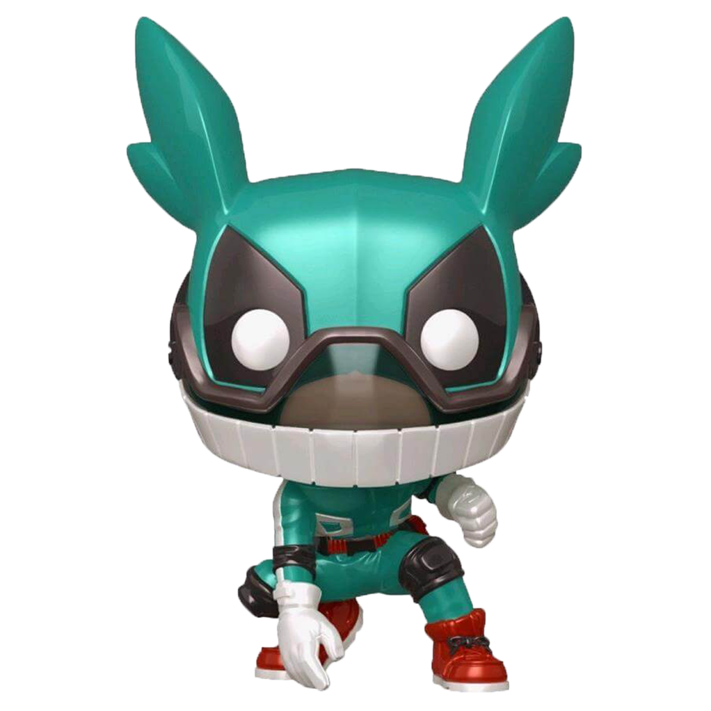 POP! Animation - My Hero Academia S3 - Deku avec casque