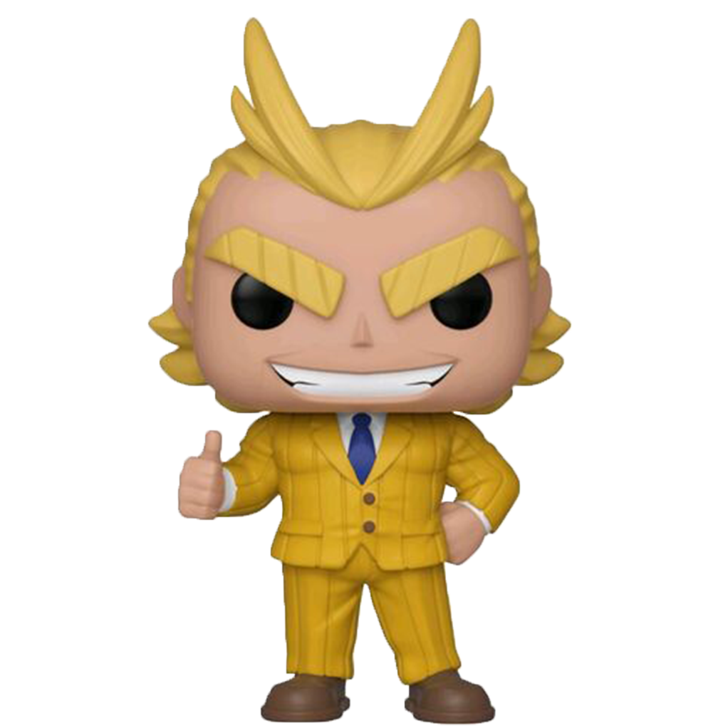 POP! Animation - My Hero Academia S3 - Professeur All Might