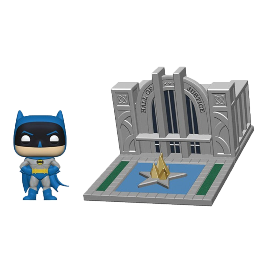 POP! Town - Batman 80 ans - Batman et la Cour de Justice