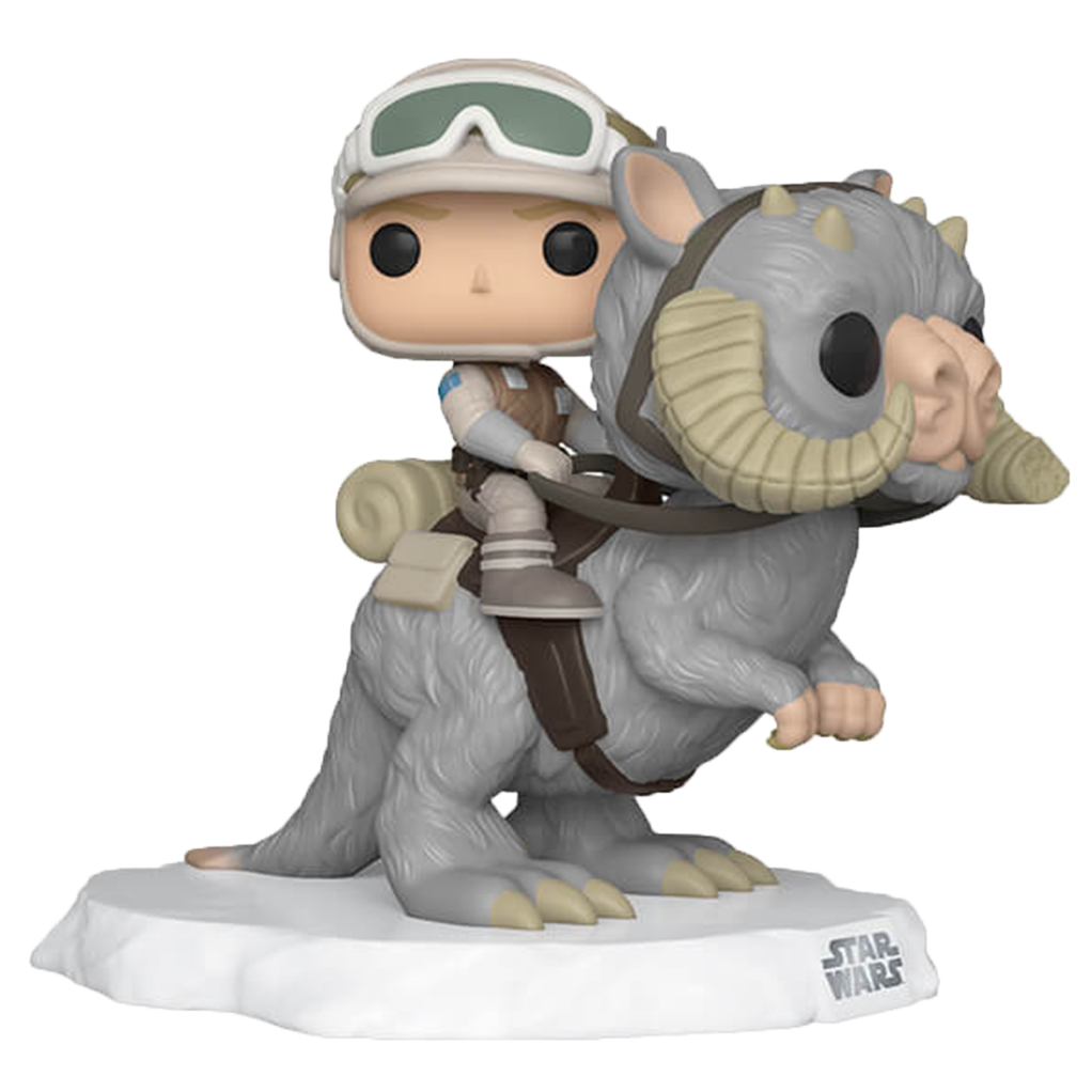 POP! Deluxe - Star Wars - Luke sur Taun Taun