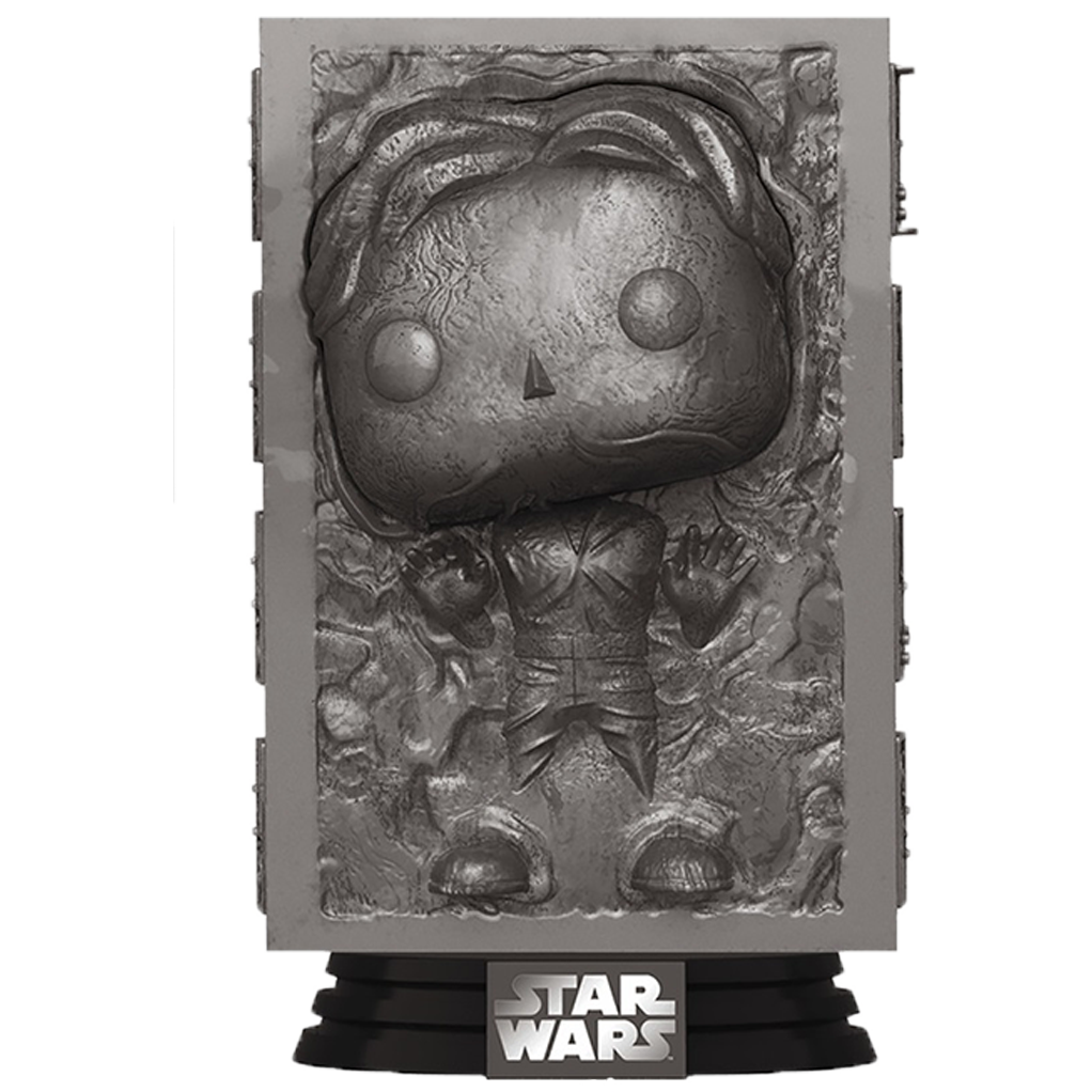 POP! SW - Star Wars - Han solo dans la carbonite