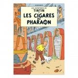 Poster Tintin, Cigars of the Pharaoh