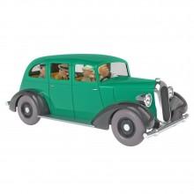 Les Véhicules de Tintin au 1/24 : La voiture des Gangsters