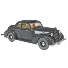 Tintin's cars 1/24 - Muskar XII's Packard