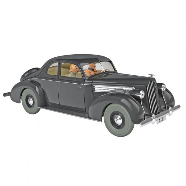 Les Véhicules de Tintin au 1/24 : La Packard de Muskar XII
