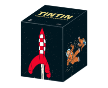 Tintin: Set of 10 DVDs