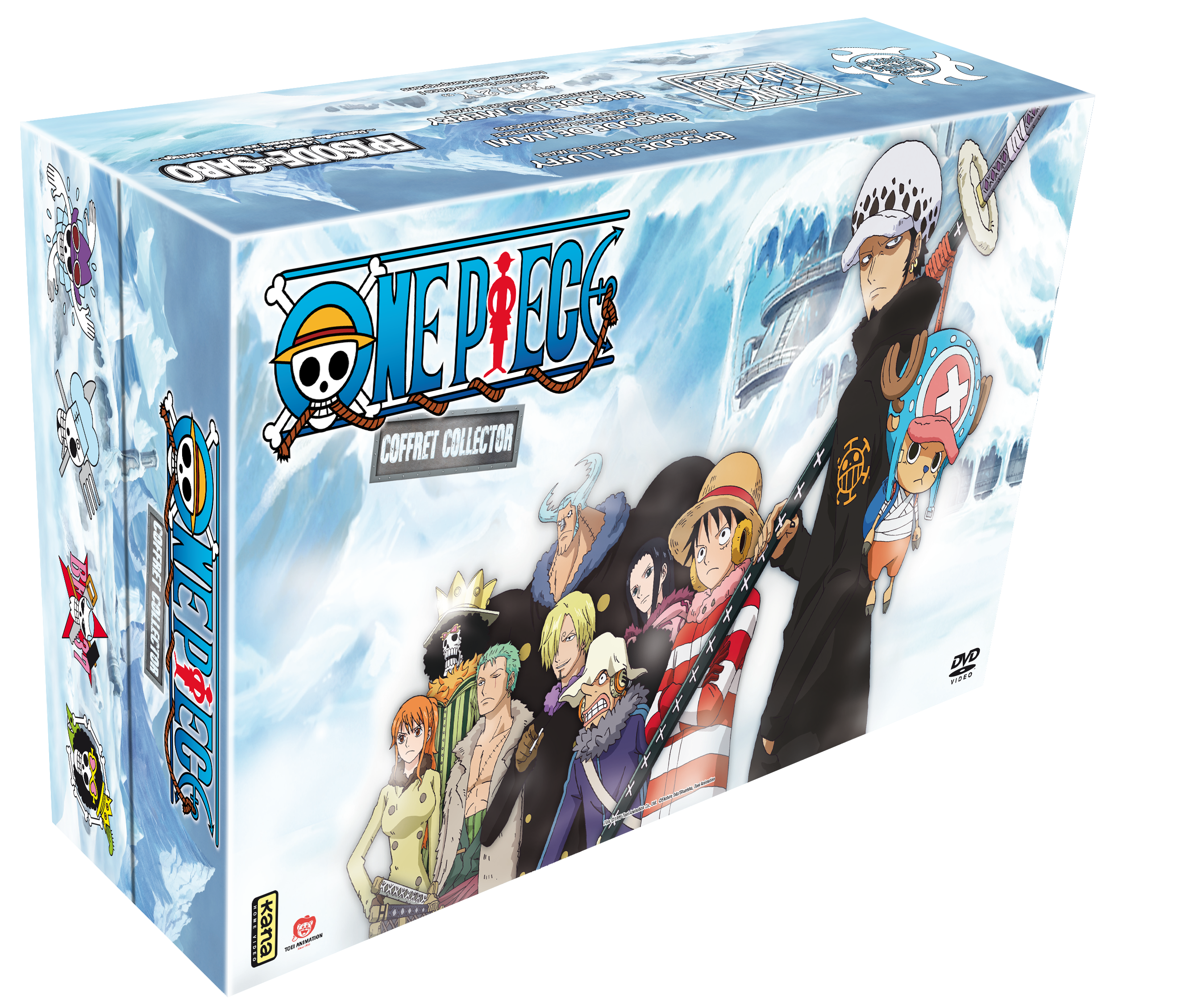 Coffret One Piece 4 Collector