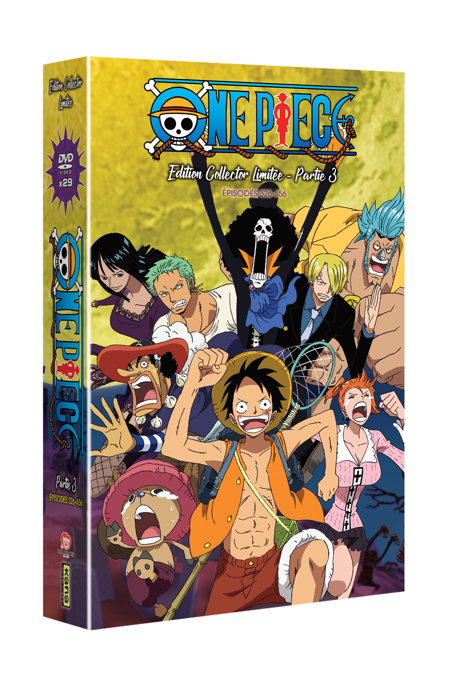 ONE PIECE : EDITION COLLECTOR 3
