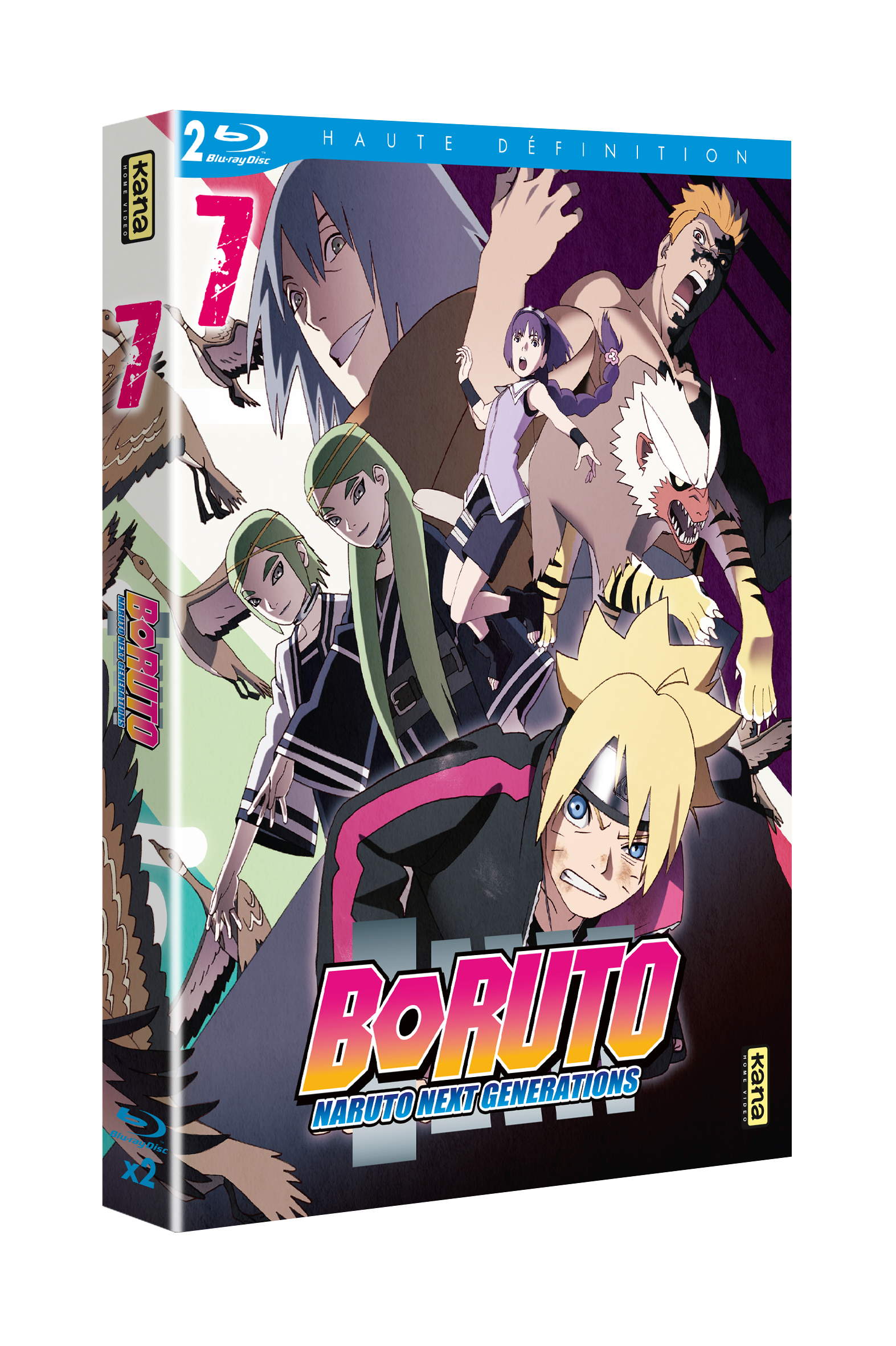 Boruto Naruto Next Generation Vol.7 – Blu-ray