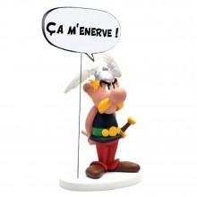 Asterix: ça m'énerve ! (It gets on my nerves!)