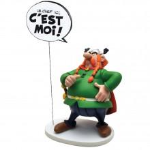 Vitalstatistix: Le chef ici, c'est moi ! (I'm the chief here!)