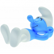 Figruine Collectoys Lazy Smurf