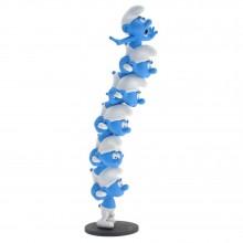 Figurine - The Column of Smurfs (2018)