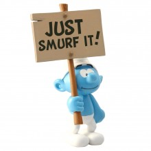 Schtroumpf Just Smurf It ! - Collectoys