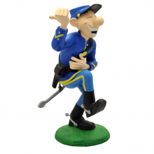 Figurine Les tuniques bleues - Blutch - Plastoy