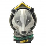 Figurine Harry Potter Hufflepuff coat of arms