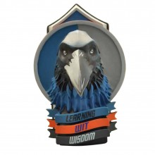 Figurine Harry Potter Ravenclaw coat of arms