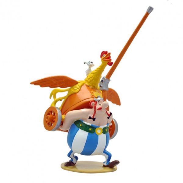Figurine Pixi Astérix & Obélix,What ? It's not just the menhirs...