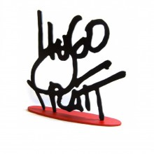 Figurine Pixi Hugo Pratt's signature