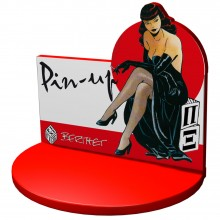 Pin-up display stand - Origin Collection