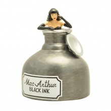 Pin-up and ink bottle - Origin Collection