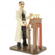 Figurine Esperandieu devant son pupitre