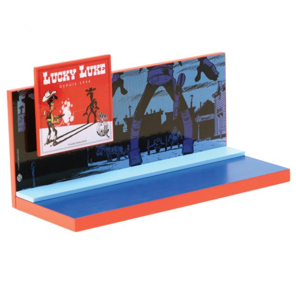 Figurine Pixi Origines Lucky Luke display stand