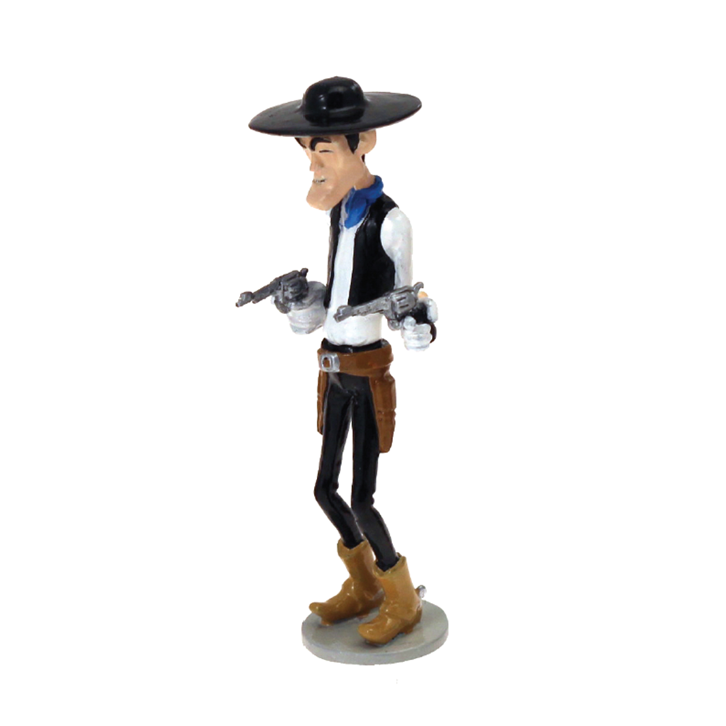Figurine Pixi Origine Lucky Luke Phil Defer