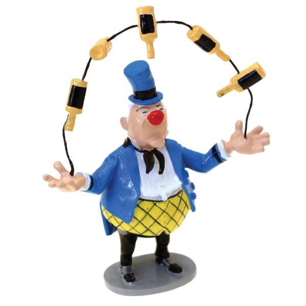 Figurine Pixi Origine Lucky Luke Erasmus jonglant