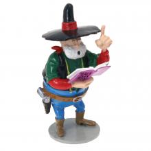 Figurine Pixi Origine Lucky Luke Le Juge Roy Bean