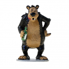 Figurine Pixi Lucky Luke, Joe Bear