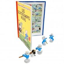 The Black Smurfs - Echappées Bulles Collection
