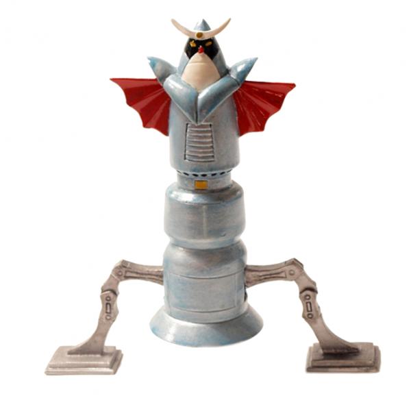 Figurine Astérix Fusée Nagma