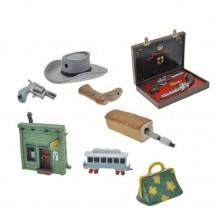 Figurine - Box N°7 Lucky Luke legendary object