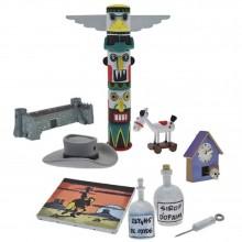 Figurine - Boîte n°8 Objets du mythe Lucky Luke