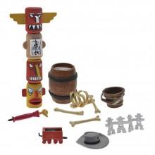 Figurine - Boîte n°10 Objets du mythe Lucky Luke