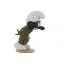 Figurine - Bound Black Smurf - Origin