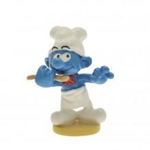 Figurine - Cook Smurf - Origin