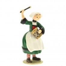 Figurine - Bécassine tambourine - Origine