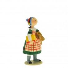 Figurine - Schoolgirl Bécassine - Origine