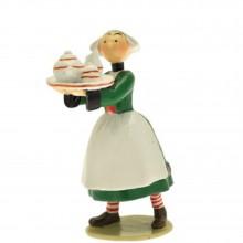 Bécassine with tea tray - Origine