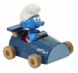 Figurine Pixi La route en bleu, Code de la route