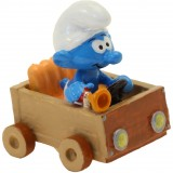 Pixi Figurine The horn Smurf, Driver's manual