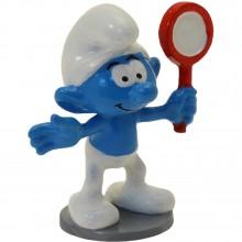 Pixi Figurine Smurf crossing, Driver's manual