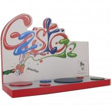 Pixi Origins - Gaston display stand