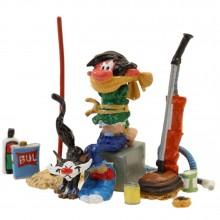 Pixi Figurine Gomer Goof gagged
