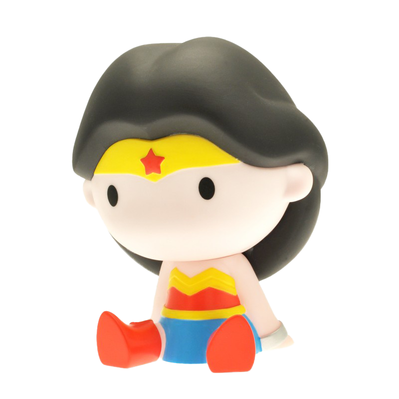 Tirelire Wonder Woman - Chibi